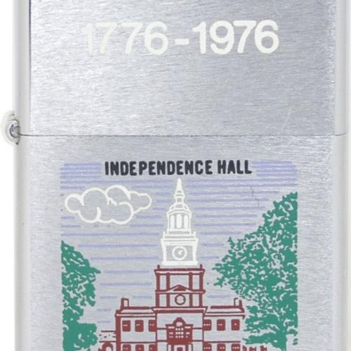 75' INDEPENDENCE  HALL 【ZIPPO】